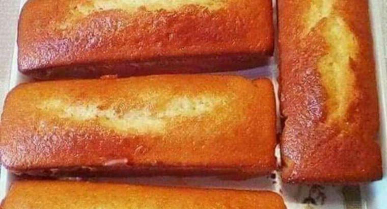 Cake et yaourt,jus naturel Pizza à vendre