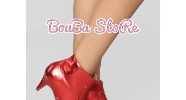Chaussures boots femme