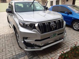 Toyota Prado 2017 à vendre