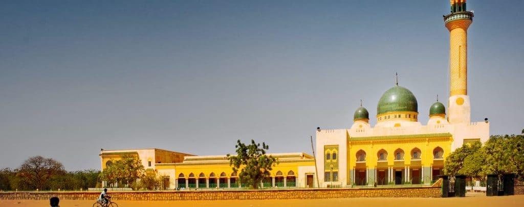 grande mosquee de niamey